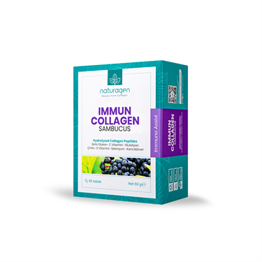 Immun Collagen Sambucus 60 Tablet